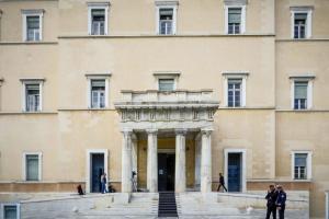 Ένταση και αποχωρήσεις στην επιτροπή Θεσμών και Διαφάνειας της Βουλής
