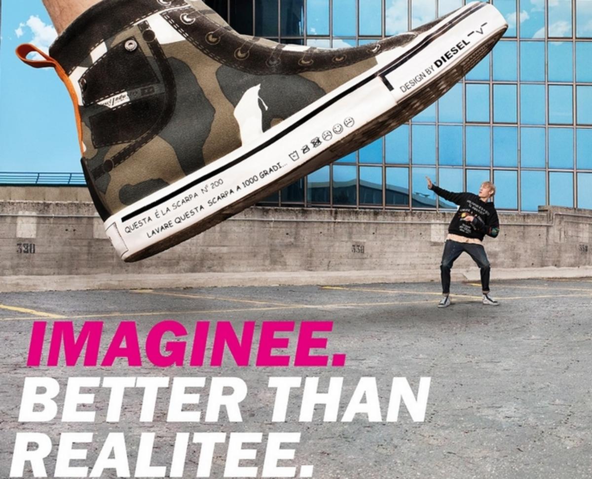 Imaginee by Diesel: H φαντασία είναι καλύτερη από πραγματικότητα | Newsit.gr