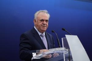 Δραγασάκης: Ο Στέλιος Σκλαβενίτης στήριξε την ελληνική οικονομία, σε πολύ δύσκολες στιγμές