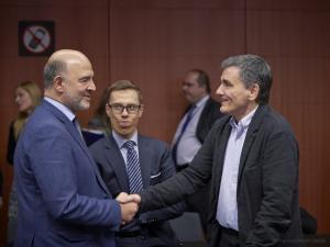 Το ελληνικό χρέος στο τραπέζι του Eurogroup