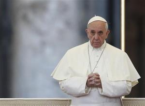 Πάπας Φραγκίσκος: Η Καθολική Εκκλησία δεν έκανε όσα έπρεπε για τα σκάνδαλα παιδεραστίας