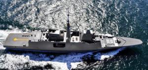FREMM: Αυτή είναι η νέα φρεγάτα για το Πολεμικό Ναυτικό