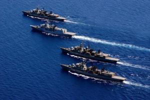 Τέσσερις φρεγάτες για το Πολεμικό Ναυτικό – Τι προβλέπει η συμφωνία