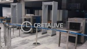 Ηράκλειο: Το αεροδρόμιο «Νίκος Καζαντζάκης» άλλαξε όψη – Οι πρώτες εικόνες μετά τα έργα [pics]