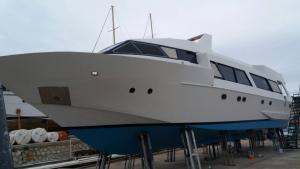 Νέο σκάφος προστίθεται στα «καραβάκια» του Θερμαϊκού που ξεκινούν δρομολόγια τον Μάιο