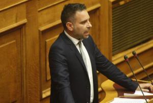 Ανεξαρτητοποιήθηκε ο Γιώργος Κατσιαντώνης – Διαψεύδει συνεργασία με ΝΔ