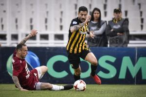 Κύπελλο Ελλάδος – ΑΕΚ: Χωρίς Κονέ στον τελικό με ΠΑΟΚ