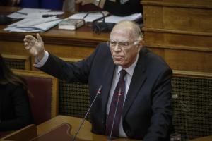 Εμπλοκή των… ΗΠΑ «βλέπει» ο Λεβέντης στην αποχώρηση Κατσιαντώνη: «Είναι αποστασία»