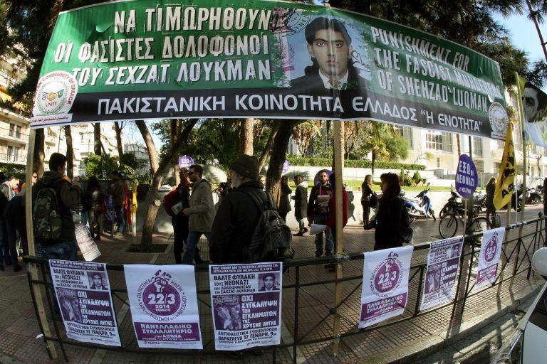 Ξύπνησαν μνήμες! Διακόπηκε η δίκη για την δολοφονία του εργάτη Σαχζάτ Λουκμάν | Newsit.gr