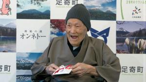 Αυτός είναι ο γηραιότερος άντρας στον κόσμο – Στα 112 στο βιβλίο Γκίνες