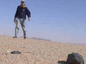 Μετεωρίτης του Σουδάν: Βρήκαν διαμάντια στα απομεινάρια αρχέγονου πλανήτη