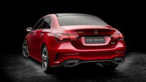 Αυτή είναι η σεντάν έκδοση της νέας Mercedes-Benz A-Class [vid]