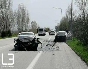 Τροχαίο δυστύχημα στη Θεσσαλονίκη! Ένας νεκρός