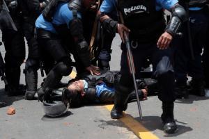«Χάος» στη Μανάγκουα! Αιματηρές διαδηλώσεις με 4 νεκρούς [pics]