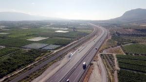 Νέα υπηρεσία πρόβλεψης κυκλοφορίας στην Ολυμπία Οδό