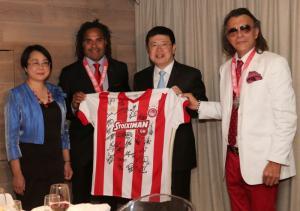 Ολυμπιακός: «Ερυθρόλευκη» φιλοξενία στην κινεζική Ομοσπονδία Κλασσικού Αθλητισμού