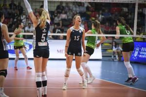 Θρύλος της… Ευρώπης! Ο Ολυμπιακός σήκωσε το Challenge Cup μέσα στην Τουρκία