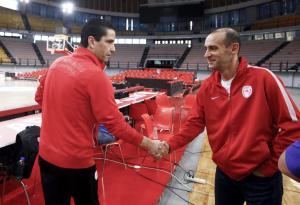 Ολυμπιακός – Ζαλγκίρις: Δίπλα στους «ερυθρόλευκους» ο Παναγιώτης Αγγελόπουλος