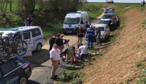 Νεκρός ποδηλάτης στη Γαλλία! Η σοκαριστική στιγμή που κατέρρευσε στον αγώνα [vid]