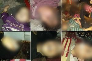 Συρία: Εικόνες σοκ! Δεκάδες νεκροί άμαχοι από επίθεση με χημικά – Ανάμεσα τους πολλά παιδιά
