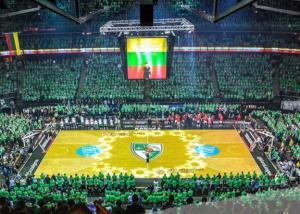 Ζαλγκίρις – Ολυμπιακός: Sold out! Δεν θα υπάρχει άδειο καρεκλάκι