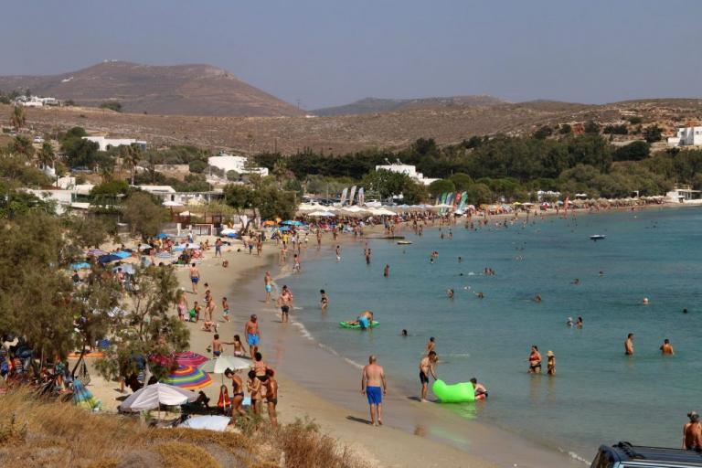Καιρός για… παραλία! «Φλερτάρει» με τα 30άρια ο υδράργυρος! | Newsit.gr