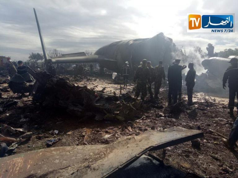 Συντριβή αεροσκάφους στην Αλγερία: Για φωτιά στο φτερό κάνουν λόγο αυτόπτες μάρτυρες [pics] | Newsit.gr