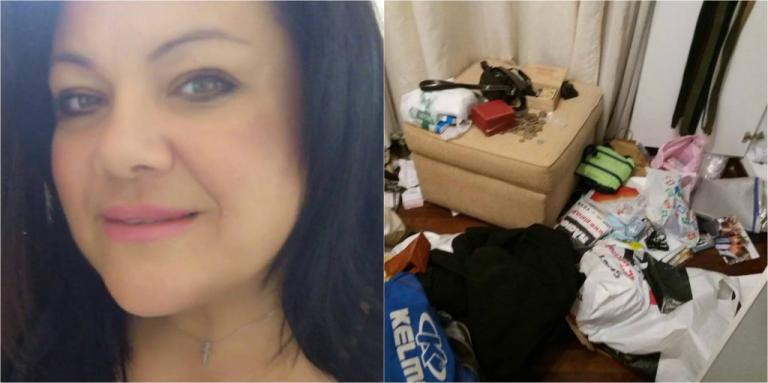 Σοκαρισμένη η αντιδήμαρχος Σάσα Πατεράκη μετά τη διάρρηξη του σπιτιού της στην Άνω Γλυφάδα [pics, audio]