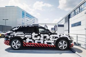 400 km αυτονομία για το ηλεκτρικό SUV της Audi