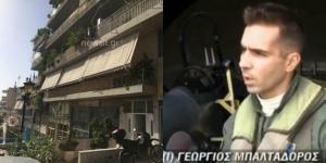Γιώργος Μπαλταδώρος: Οι τραγικές στιγμές της συζύγου του – «Της κρατούσα το χέρι και την παρηγορούσα»