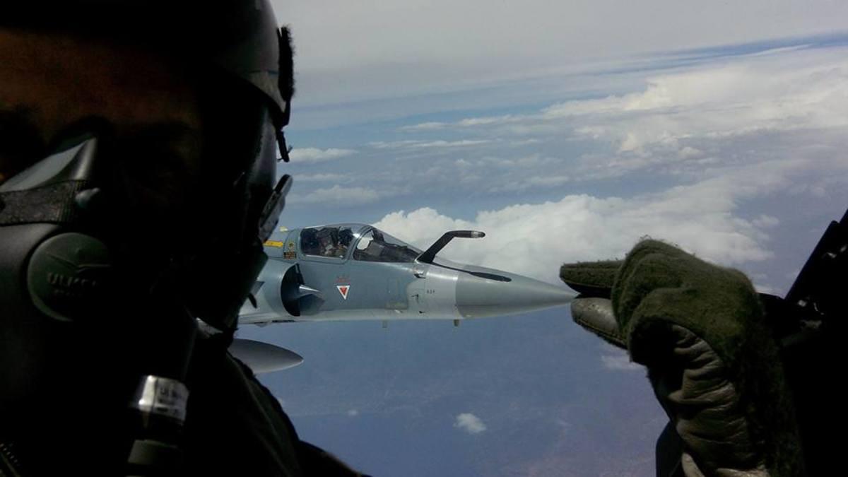 Γιώργος Μπαλταδώρος: Ποιος ήταν ο πιλότος του μοιραίου Mirage 2000 που έπεσε στη Σκύρο
