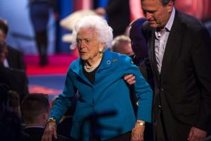Το Σάββατο η κηδεία της Μπάρμπαρα Μπους