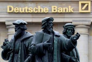 «Βουτιά» για τις δραστηριότητες της Deutsche Bank στις ΗΠΑ – Πτώση 7,3% της μετοχής της