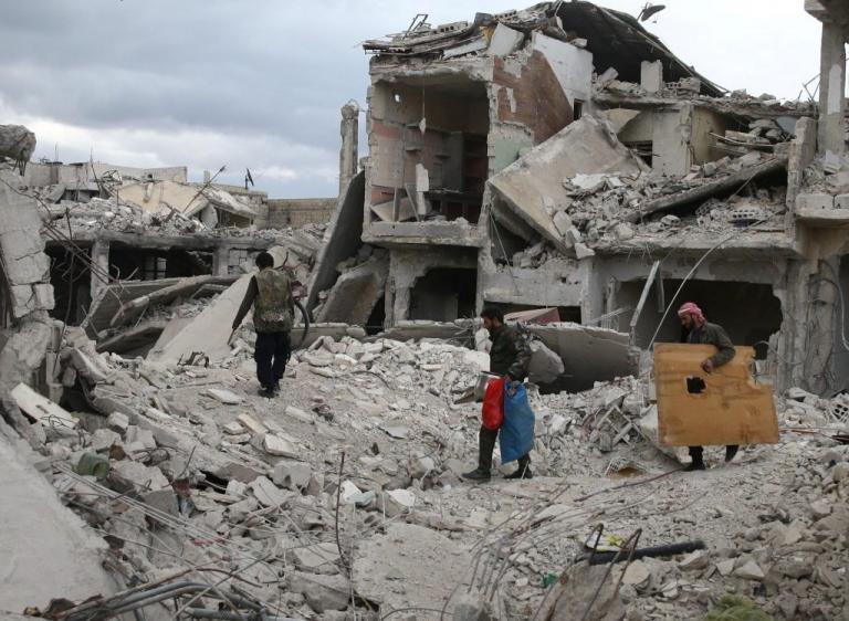 Επίθεση με χημικά στην Ντούμα: Κατηγορούν την Ρωσία για… παρέμβαση! | Newsit.gr