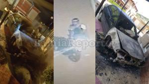 Βοιωτία: «Μαφιόζικη» επίθεση στο αυτοκίνητο Πρόεδρου Τοπικής Κοινότητας