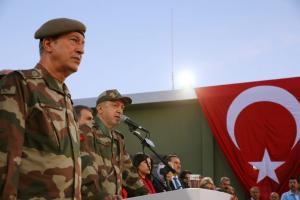 Ερντογάν: Οι Κούρδοι φεύγουν από την Μάνμπιτζ