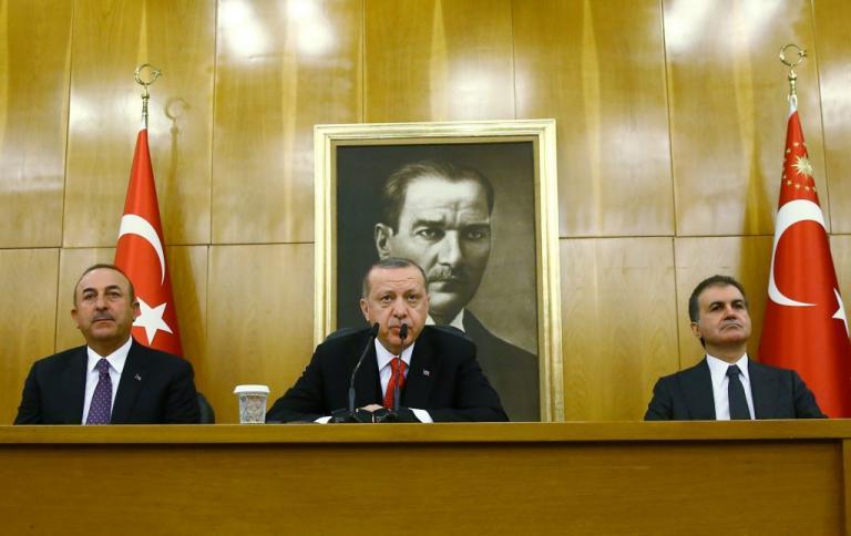 Τουρκία: Άμυαλος ο Καμμένος – Η Ε.Ε. να προειδοποιήσει την Ελλάδα για τις δηλώσεις του!