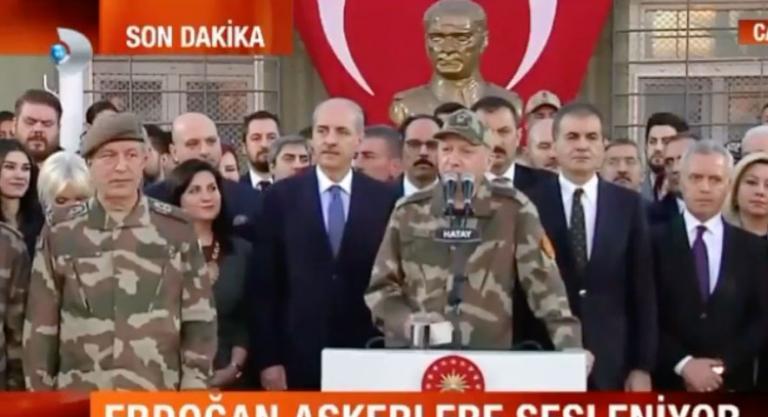 Ερντογάν για Έλληνες στρατιωτικούς: Λυπάμαι, είμαστε κράτος δικαίου | Newsit.gr