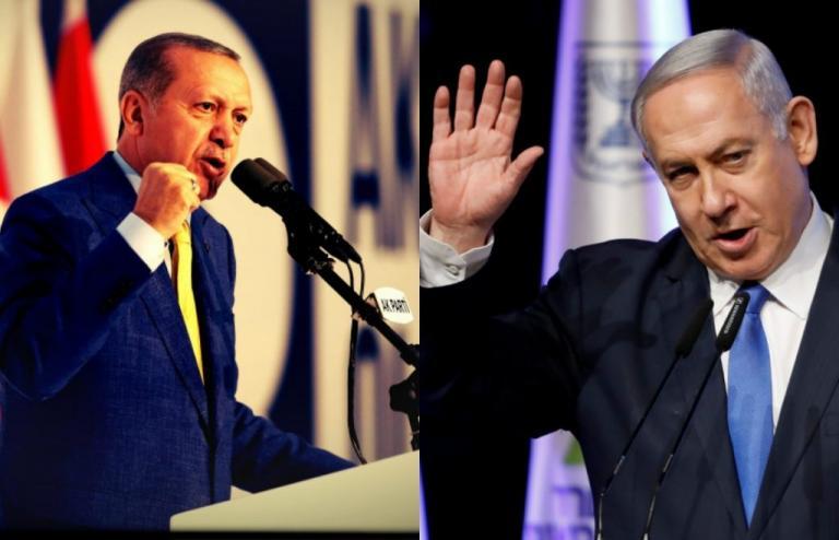 Ακόρεστη δίψα! Ερντογάν εναντίον (και) του Νετανιάχου! «Είναι τρομοκράτης» | Newsit.gr