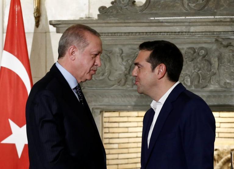 Ηχηρή απάντηση Αθήνας σε Ερντογάν για τους Έλληνες στρατιωτικούς