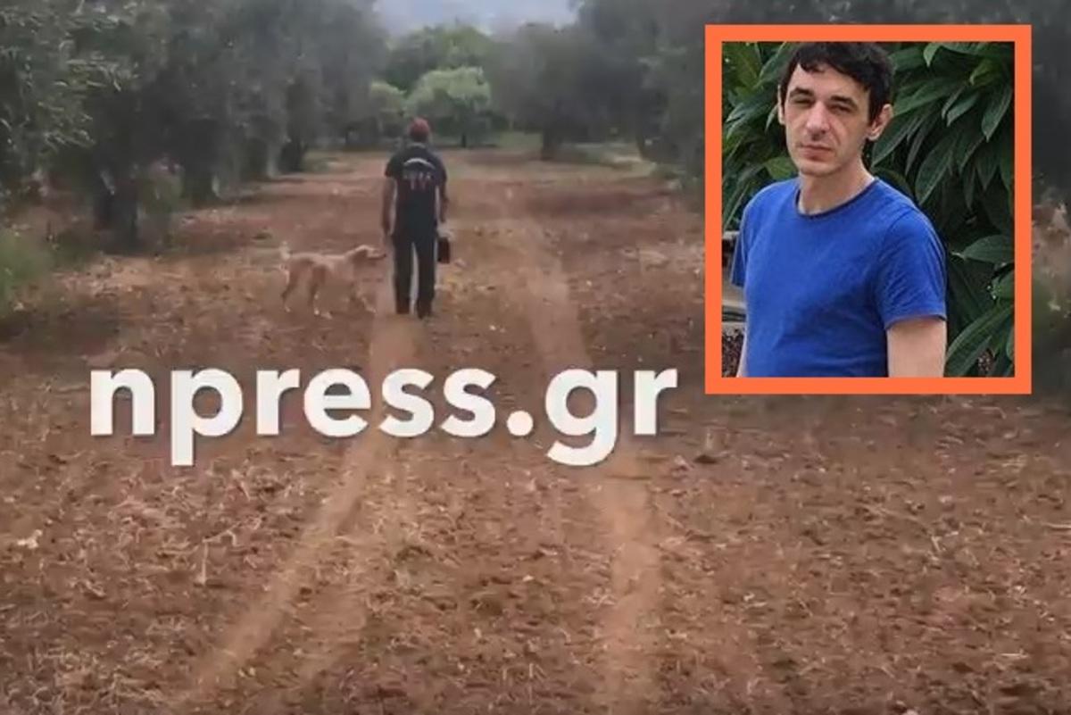 Σε εξέλιξη οι έρευνες για τον 32χρονο Θάνο που εξαφανίστηκε [vid] | Newsit.gr