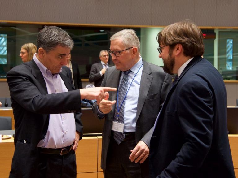 Όλα οδηγούν στο Eurogroup! Διεργασίες και αισιοδοξία για τη μεταμνημονιακή εποχή   Newsit.gr