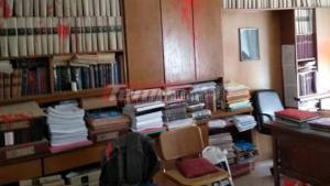 Πάτρα: Εικόνες από την επίθεση στο συμβολαιογραφικό γραφείο [pics]