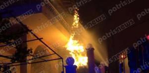 Ηλεία: Ανεξέλεγκτη η φωτιά κατακαίει τα πάντα στο πέρασμα της! Εκκενώθηκαν τα πρώτα σπίτια