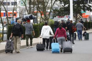 Απεργία στην Γερμανία: Εγκλωβισμένοι χιλιάδες στα αεροδρόμια