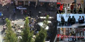 Τρόμος στην Γερμανία: Τα σκοτεινά σημεία της αιματηρής επίθεσης