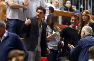 Παναθηναϊκός – Ρεάλ: Γιαννακόπουλος και… Μπερτομέου στο ΟΑΚΑ [pic]