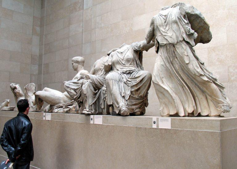 Financial Times: Τα γλυπτά του Παρθενώνα ανήκουν στην Αθήνα!   Newsit.gr