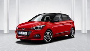 Ανανέωση και κιβώτιο διπλού συμπλέκτη για το Hyundai i20 [vid]