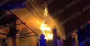 Ηλεία: Δραματική μάχη με τη φωτιά όλη τη νύχτα!
